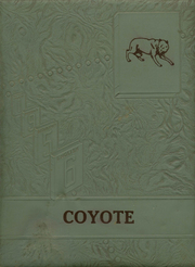 Page 1, 1956 Edition, Borden High School - Coyote Yearbook (Gail, TX) online yearbook collection