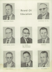 Page 10, 1956 Edition, Borden High School - Coyote Yearbook (Gail, TX) online yearbook collection