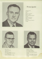 Page 13, 1956 Edition, Borden High School - Coyote Yearbook (Gail, TX) online yearbook collection