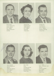Page 14, 1956 Edition, Borden High School - Coyote Yearbook (Gail, TX) online yearbook collection