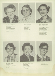 Page 16, 1956 Edition, Borden High School - Coyote Yearbook (Gail, TX) online yearbook collection