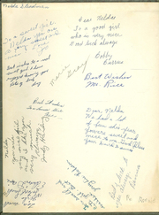 Page 2, 1956 Edition, Borden High School - Coyote Yearbook (Gail, TX) online yearbook collection