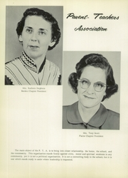 Page 10, 1957 Edition, Borden High School - Coyote Yearbook (Gail, TX) online yearbook collection