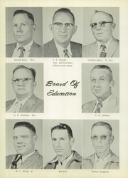 Page 12, 1957 Edition, Borden High School - Coyote Yearbook (Gail, TX) online yearbook collection