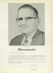 Page 13, 1957 Edition, Borden High School - Coyote Yearbook (Gail, TX) online yearbook collection