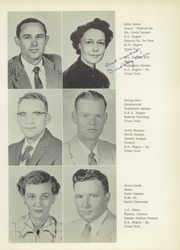 Page 15, 1957 Edition, Borden High School - Coyote Yearbook (Gail, TX) online yearbook collection