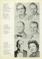 Page 16, 1957 Edition, Borden High School - Coyote Yearbook (Gail, TX) online yearbook collection