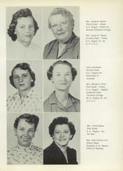 Page 17, 1957 Edition, Borden High School - Coyote Yearbook (Gail, TX) online yearbook collection