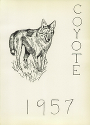 Page 7, 1957 Edition, Borden High School - Coyote Yearbook (Gail, TX) online yearbook collection