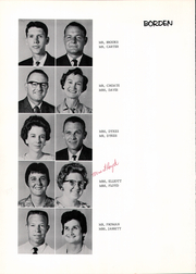 Page 12, 1964 Edition, Borden High School - Coyote Yearbook (Gail, TX) online yearbook collection