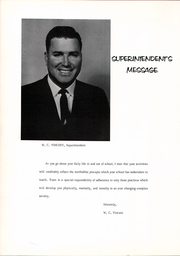 Page 8, 1964 Edition, Borden High School - Coyote Yearbook (Gail, TX) online yearbook collection