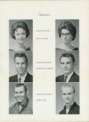 Page 15, 1964 Edition, Oakwood High School - Panther Yearbook (Oakwood, TX) online yearbook collection