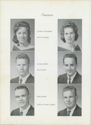 Page 16, 1964 Edition, Oakwood High School - Panther Yearbook (Oakwood, TX) online yearbook collection