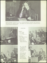 Page 15, 1956 Edition, Rule High School - Rule Hi Lite Yearbook (Rule, TX) online yearbook collection