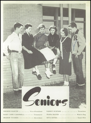 Page 17, 1956 Edition, Rule High School - Rule Hi Lite Yearbook (Rule, TX) online yearbook collection