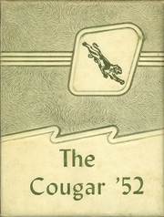 Page 1, 1952 Edition, Klondike High School - Cougar Yearbook (Lamesa, TX) online yearbook collection