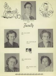 Page 13, 1952 Edition, Klondike High School - Cougar Yearbook (Lamesa, TX) online yearbook collection