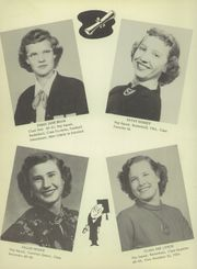 Page 16, 1952 Edition, Klondike High School - Cougar Yearbook (Lamesa, TX) online yearbook collection