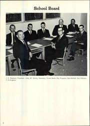Page 10, 1968 Edition, Klondike High School - Cougar Yearbook (Lamesa, TX) online yearbook collection