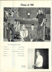 Page 14, 1968 Edition, Klondike High School - Cougar Yearbook (Lamesa, TX) online yearbook collection