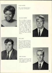 Page 17, 1968 Edition, Klondike High School - Cougar Yearbook (Lamesa, TX) online yearbook collection