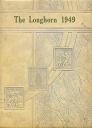 Page 1, 1949 Edition, Buena Vista High School - Longhorn Yearbook (Imperial, TX) online yearbook collection