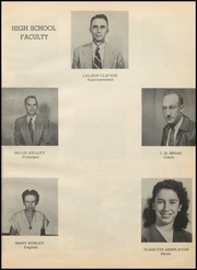 Page 11, 1949 Edition, Buena Vista High School - Longhorn Yearbook (Imperial, TX) online yearbook collection