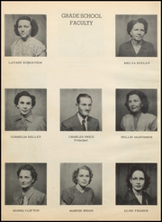 Page 12, 1949 Edition, Buena Vista High School - Longhorn Yearbook (Imperial, TX) online yearbook collection