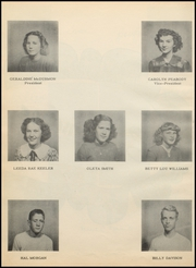 Page 18, 1949 Edition, Buena Vista High School - Longhorn Yearbook (Imperial, TX) online yearbook collection