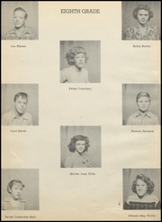 Page 22, 1949 Edition, Buena Vista High School - Longhorn Yearbook (Imperial, TX) online yearbook collection