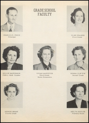 Page 10, 1950 Edition, Buena Vista High School - Longhorn Yearbook (Imperial, TX) online yearbook collection