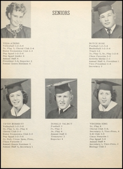 Page 12, 1950 Edition, Buena Vista High School - Longhorn Yearbook (Imperial, TX) online yearbook collection