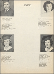 Page 13, 1950 Edition, Buena Vista High School - Longhorn Yearbook (Imperial, TX) online yearbook collection