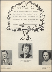 Page 5, 1950 Edition, Buena Vista High School - Longhorn Yearbook (Imperial, TX) online yearbook collection