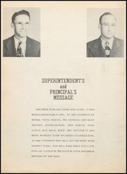 Page 6, 1950 Edition, Buena Vista High School - Longhorn Yearbook (Imperial, TX) online yearbook collection