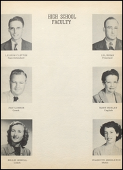 Page 9, 1950 Edition, Buena Vista High School - Longhorn Yearbook (Imperial, TX) online yearbook collection