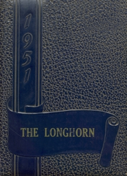 Buena Vista High School - Longhorn Yearbook (Imperial, TX) online yearbook collection, 1951 Edition, Page 1