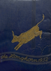Buena Vista High School - Longhorn Yearbook (Imperial, TX) online yearbook collection, 1952 Edition, Page 1
