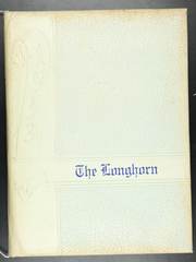 Buena Vista High School - Longhorn Yearbook (Imperial, TX) online yearbook collection, 1953 Edition, Page 1