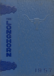 Page 1, 1957 Edition, Buena Vista High School - Longhorn Yearbook (Imperial, TX) online yearbook collection