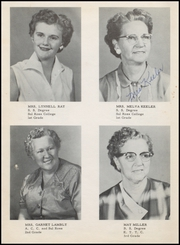 Page 10, 1957 Edition, Buena Vista High School - Longhorn Yearbook (Imperial, TX) online yearbook collection