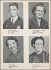 Page 11, 1957 Edition, Buena Vista High School - Longhorn Yearbook (Imperial, TX) online yearbook collection