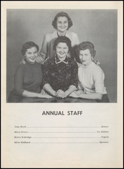 Page 16, 1957 Edition, Buena Vista High School - Longhorn Yearbook (Imperial, TX) online yearbook collection