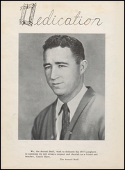 Page 6, 1957 Edition, Buena Vista High School - Longhorn Yearbook (Imperial, TX) online yearbook collection