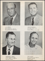 Page 8, 1957 Edition, Buena Vista High School - Longhorn Yearbook (Imperial, TX) online yearbook collection