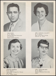 Page 9, 1957 Edition, Buena Vista High School - Longhorn Yearbook (Imperial, TX) online yearbook collection