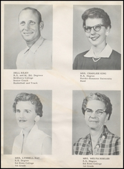 Page 10, 1958 Edition, Buena Vista High School - Longhorn Yearbook (Imperial, TX) online yearbook collection