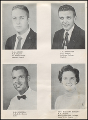 Page 9, 1958 Edition, Buena Vista High School - Longhorn Yearbook (Imperial, TX) online yearbook collection