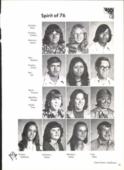 Page 15, 1976 Edition, Buena Vista High School - Longhorn Yearbook (Imperial, TX) online yearbook collection