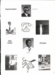 Page 9, 1976 Edition, Buena Vista High School - Longhorn Yearbook (Imperial, TX) online yearbook collection